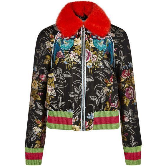 cca7a71a28d27 Gucci Bomber Jacket