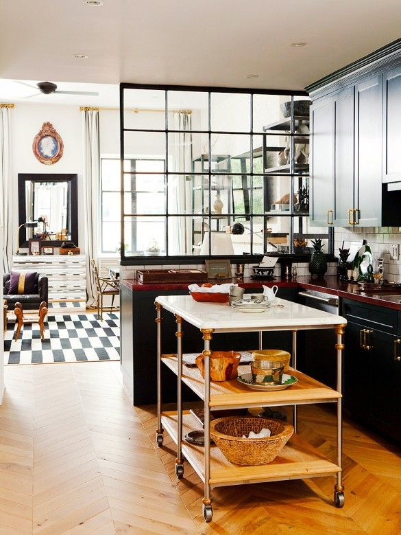 5 Ideas To Steal From Nate Berkus's Kitchen Designs  Nate Berkus Extraordinary Interior Design Kitchen Ideas Design Ideas