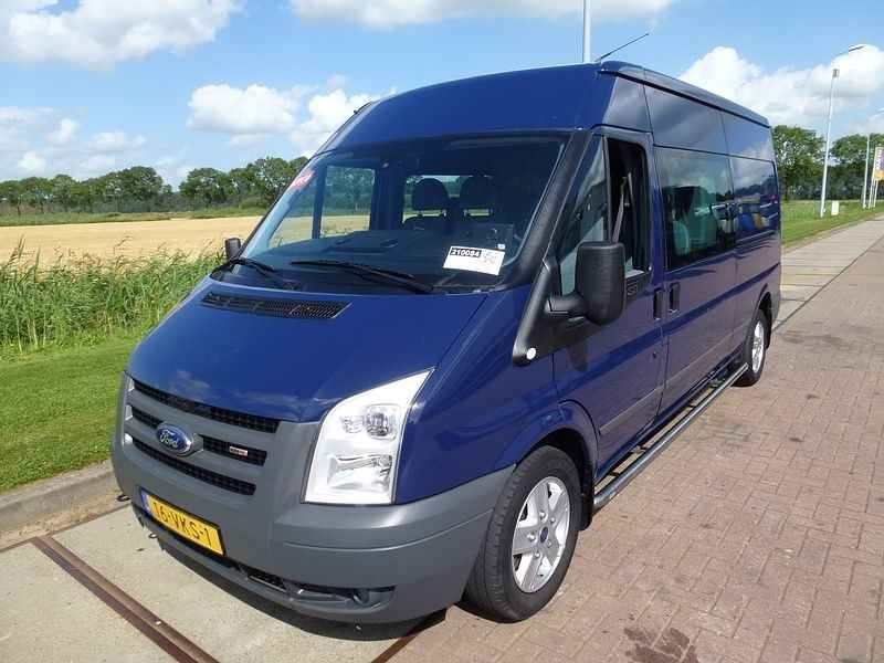 For Sale Used And Second Hand Van Ford Closed Van Transit 300l