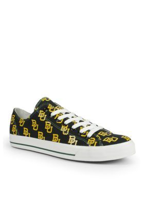 Row One Brands® Unisex Baylor University Low Top Shoe fAcHOcH