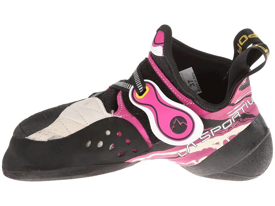 La Sportiva Solution Women - white/pink jJndnXKb