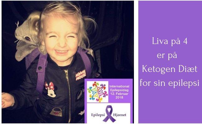 32c8d88d Epilepsi og LCHF / Ketogen kost er en anerkendt behandlingsform for  epilepsi. Læs om Liva