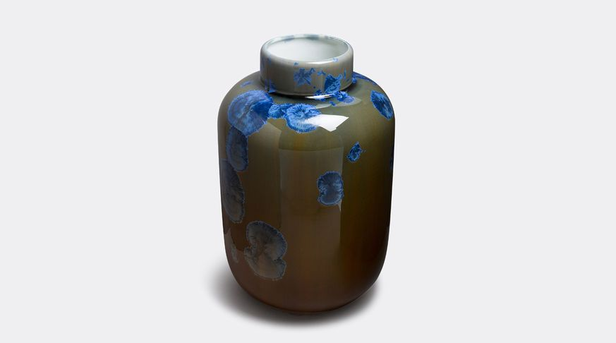 Vase, Krystalline Glaze (Extra Large)