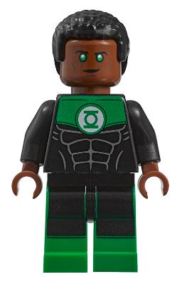 Pin By Gerald Ramos On Lego Dc Comics Minifigures Green Lantern Green Lantern Corps Lego Dc