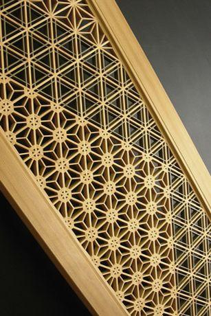 Kumiko Ramma 人 と 木 が織り成す日本の装飾美 格子 デザイン