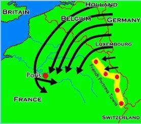 von schlieffenplan wo 1 pinterest history and military
