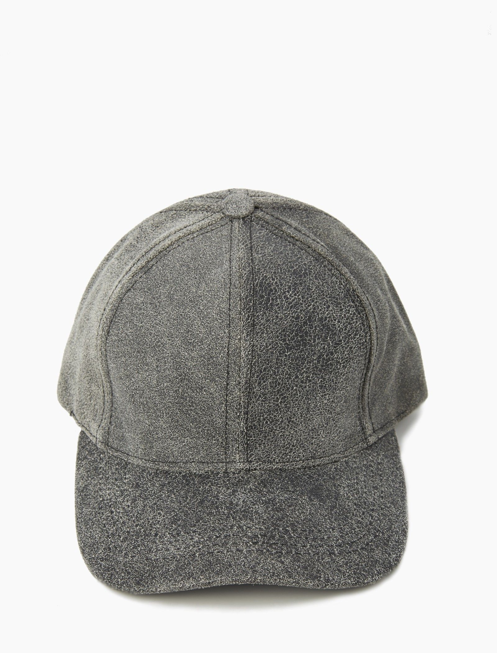 Leather Hat - Accessories