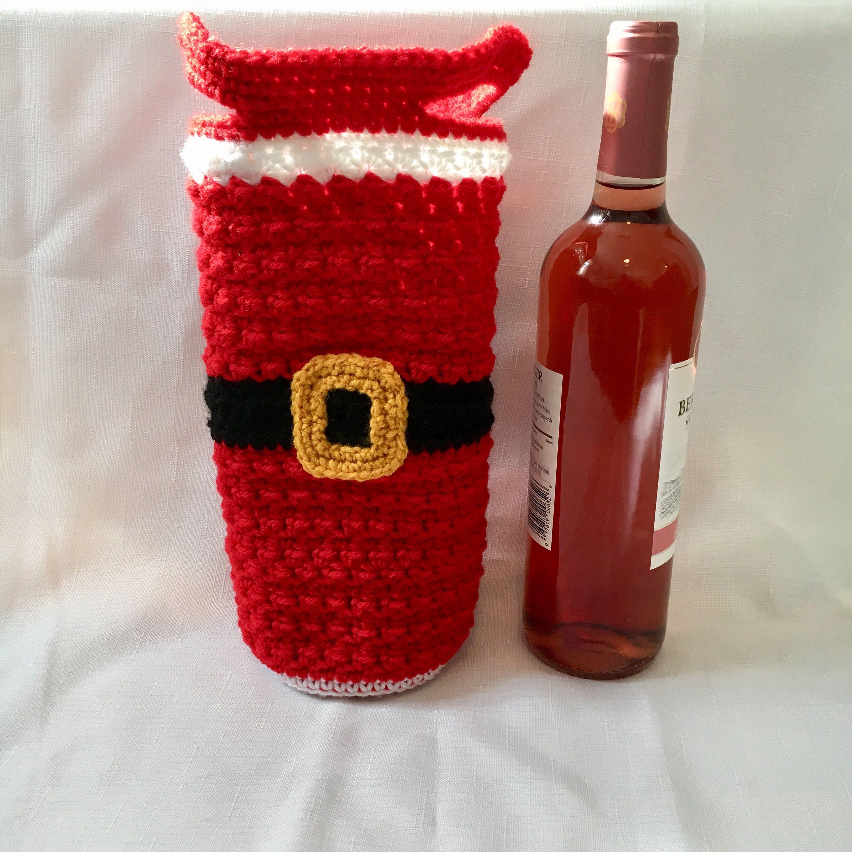 Christmas Wine Tote Wine Bag Wine Lover Gifts For Her Etsy Gifts For Wine Lovers Wine Bag Christmas Wine