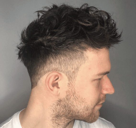 30 Best Hairstyles And Haircuts For Men With Round Faces 10 Hairstyles Will Suit Men With Ova ...