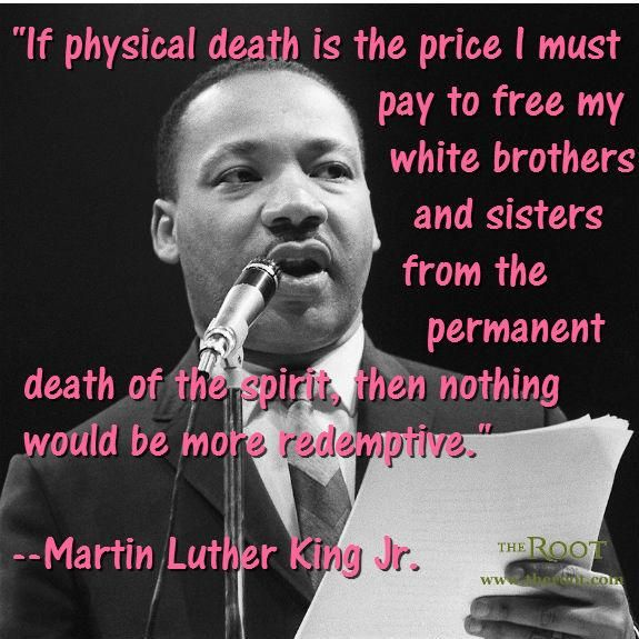 Famous African American Quotes: Best Black History Quotes: Martin Luther King Jr. On