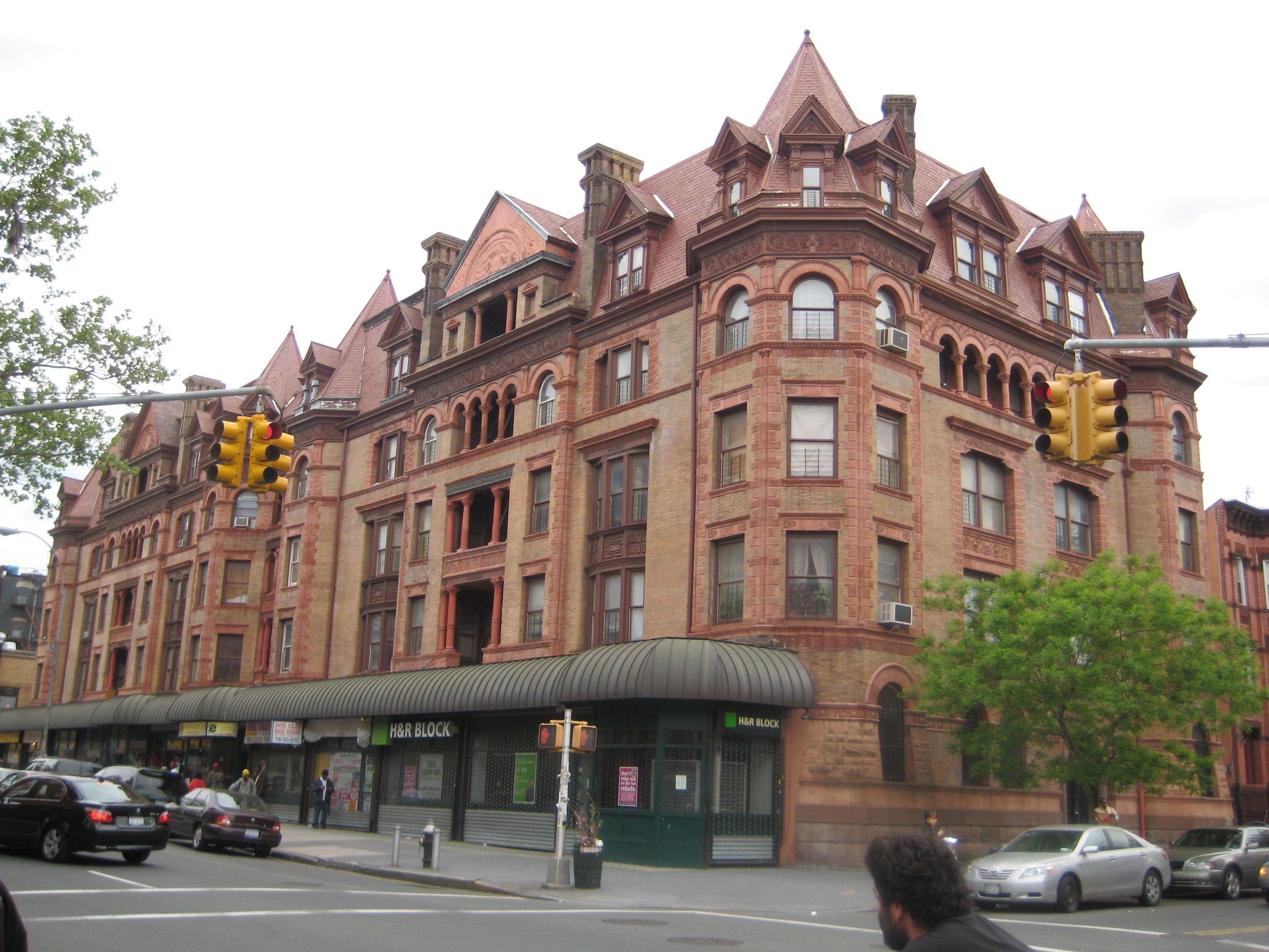 The Dakota Of Bedford Stuyvesant Ephemeral New York   Brownstone ...