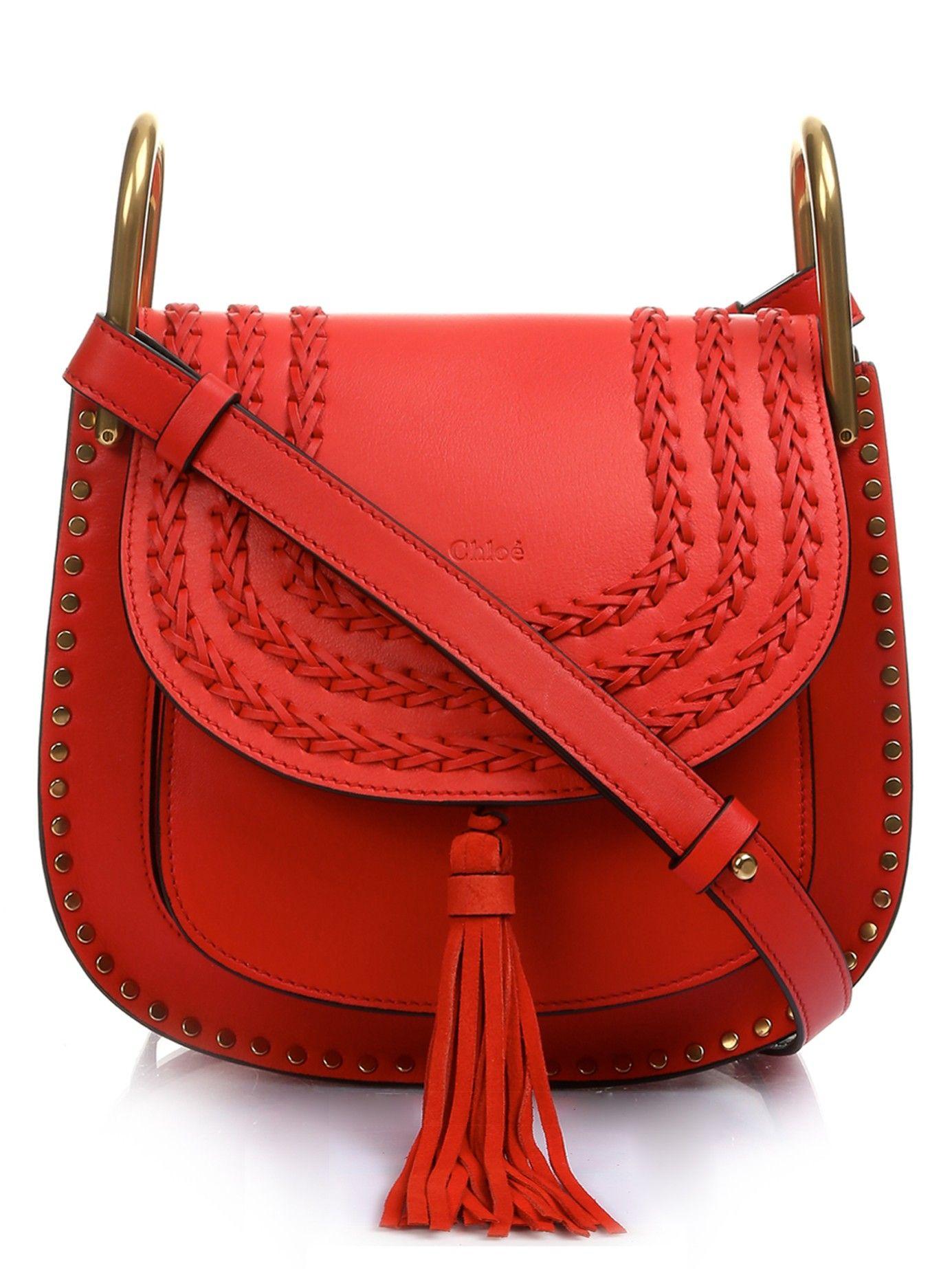 20ada34305080 Hudson small leather cross-body bag