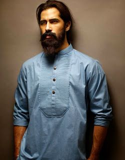 Latest Winter Kurta Collection 2013 For Men By Bareeze