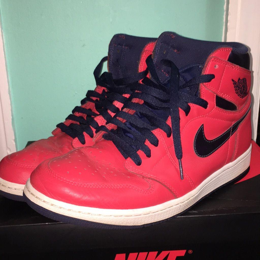 Air Jordan 1 Retro High Og On Air Air Jordans Jordan 1 Retro