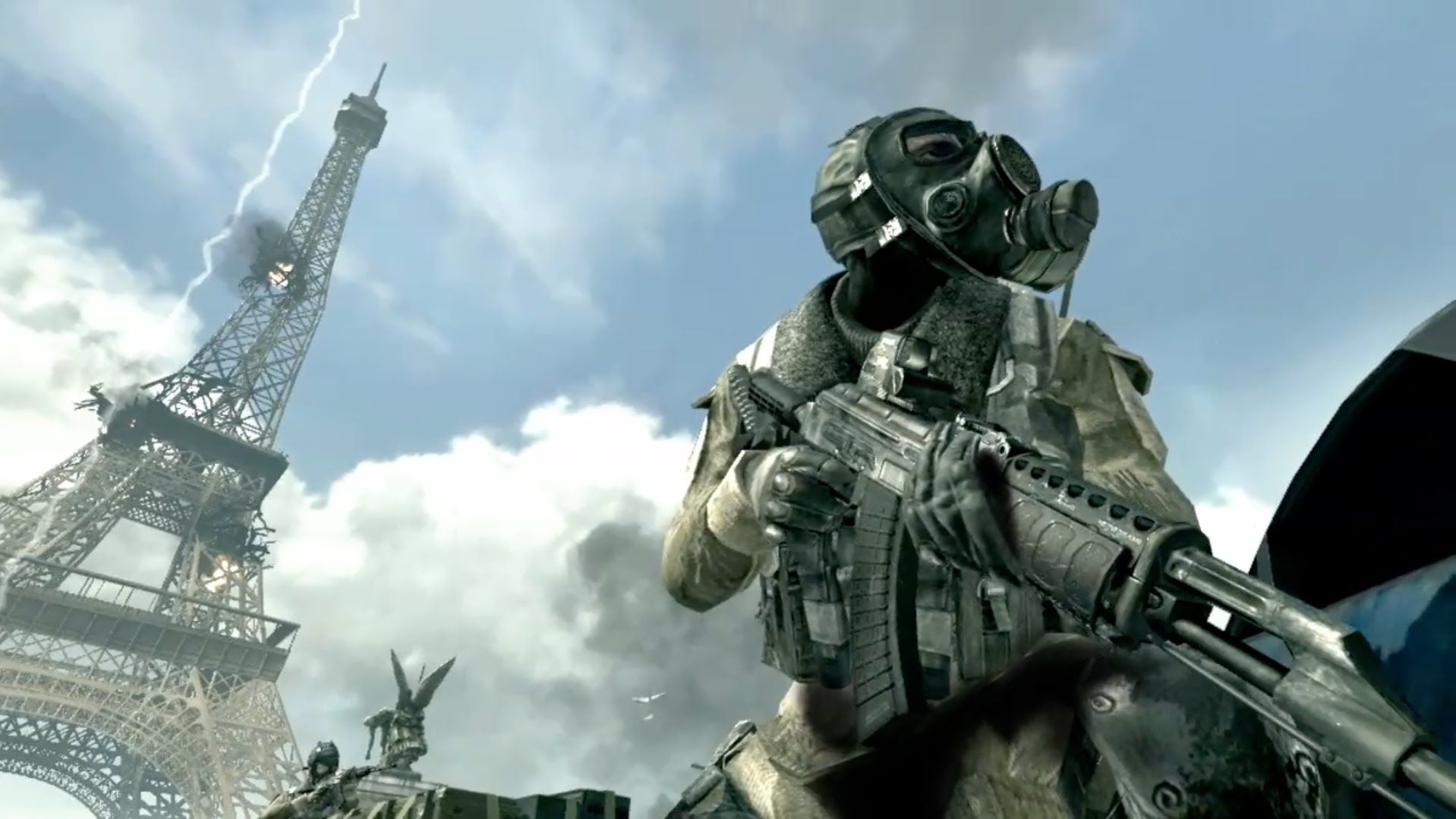 Official Call Of Duty Modern Warfare 3 Launch Trailer Call Of Duty Modern Warfare Advanced Warfare