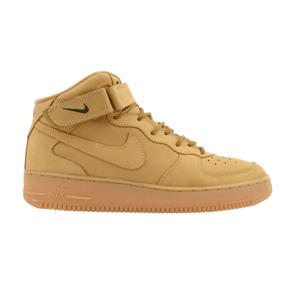 Nike Air Force 1 Mid Flax Asia Release Date |