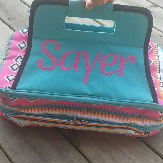 Personalized Aztec Insulated Casserole by Noetimetobeserious