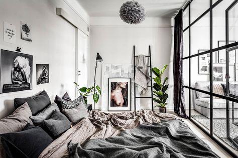 Светло и стильно - пример оформления небольшой квартиры ...