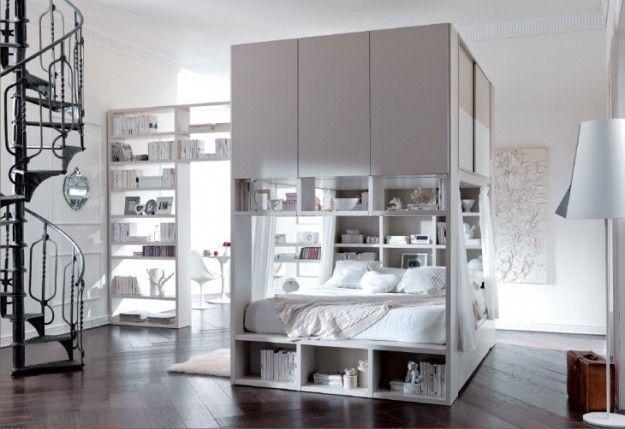 Camere da letto a ponte: da Ikea a Mercatone Uno i modelli più belli ...