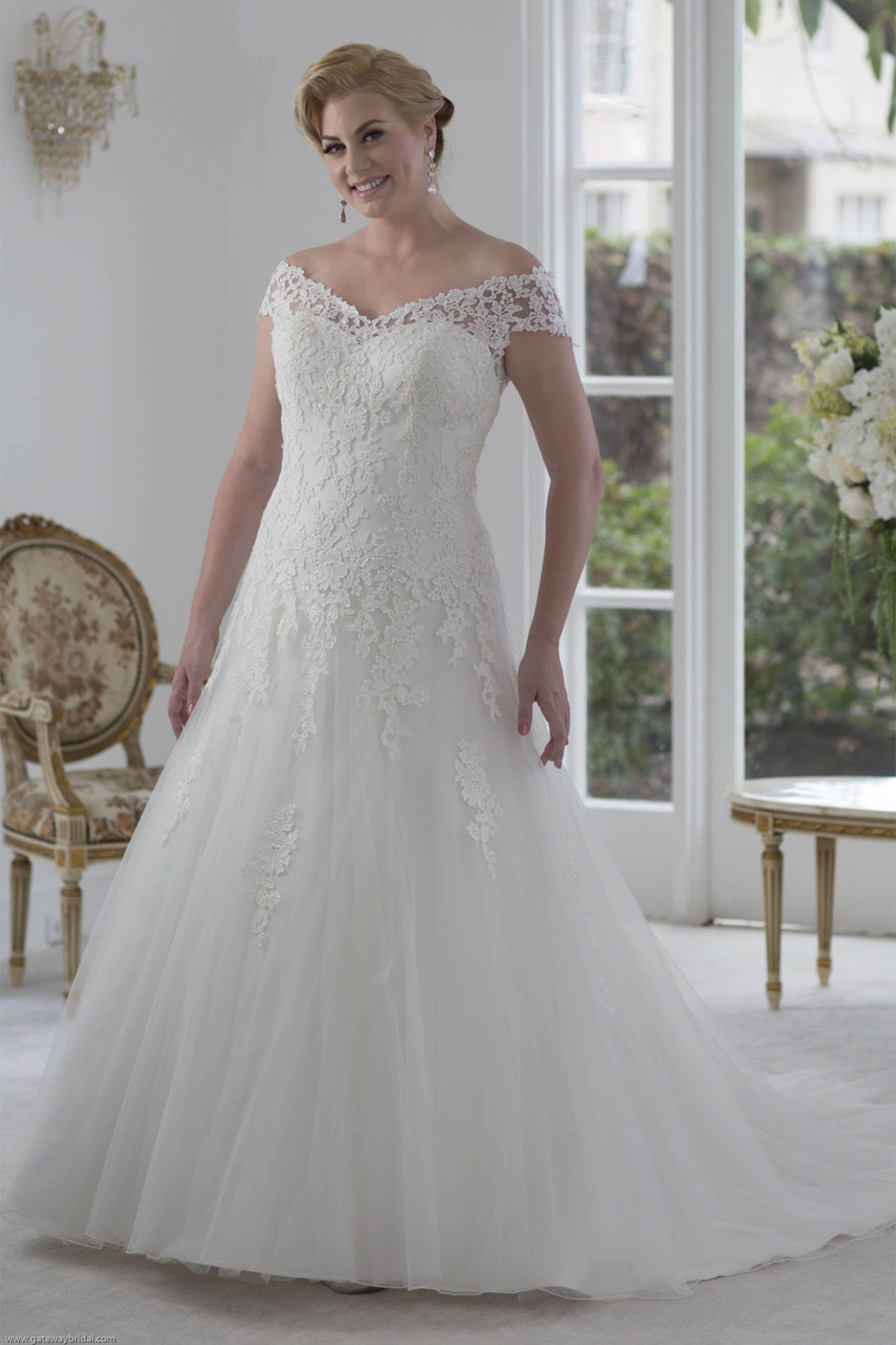 Plus Size Wedding Dresses | Venus Bridal Style VW8721 ...