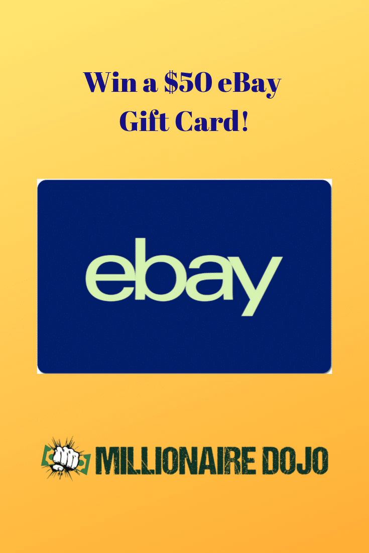 Selling On Ebay Sweepstakes Enter To Win A 50 Ebay Gift Card And A Year Subscription To Easy Auction Ebay Gift Win Gift Card Personal Finance Blogs