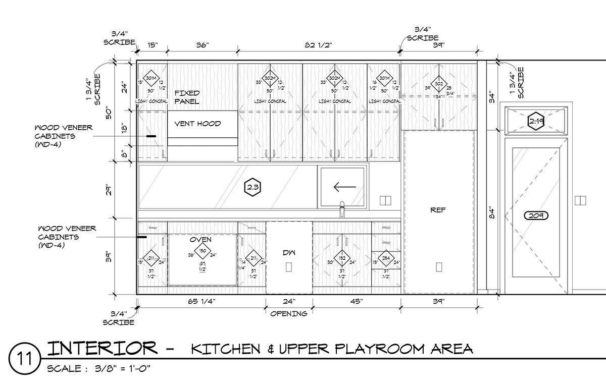 Graphic Standards For Architectural Cabinetry Life Of An Architect Dream Kitchens Design Furniture Details Drawing Millwork Details