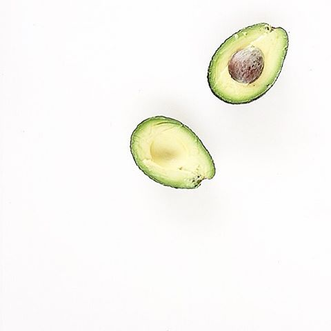 Avocado minimal photography