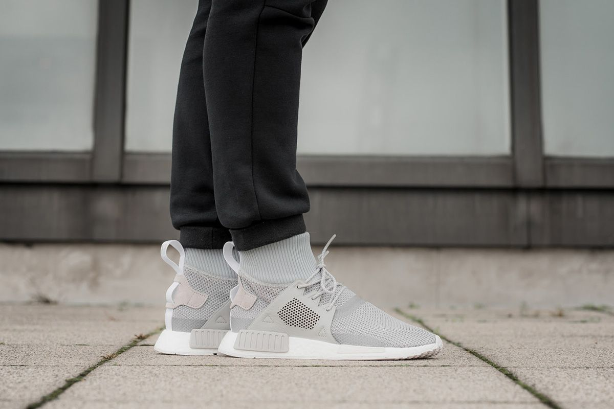 reputable site 06c64 8aad1 adidas NMD XR1 Winter: On-Foot in Two Colorways | Street ...