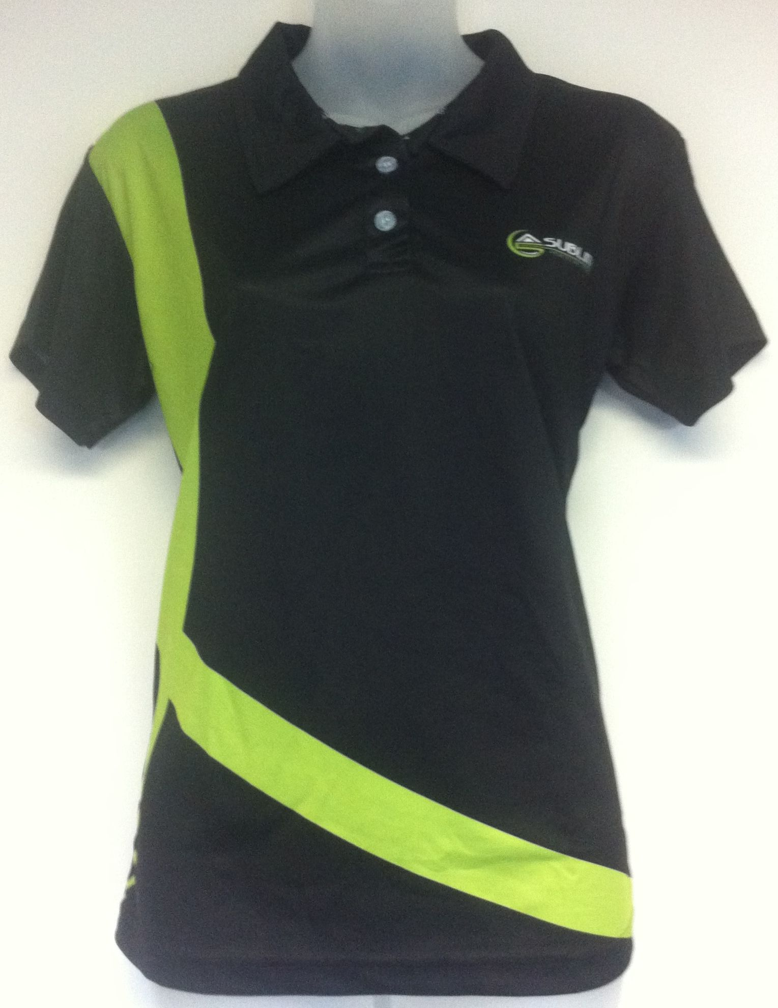 This polo shirt was created for the sublime interiors team for Design your own polo shirts