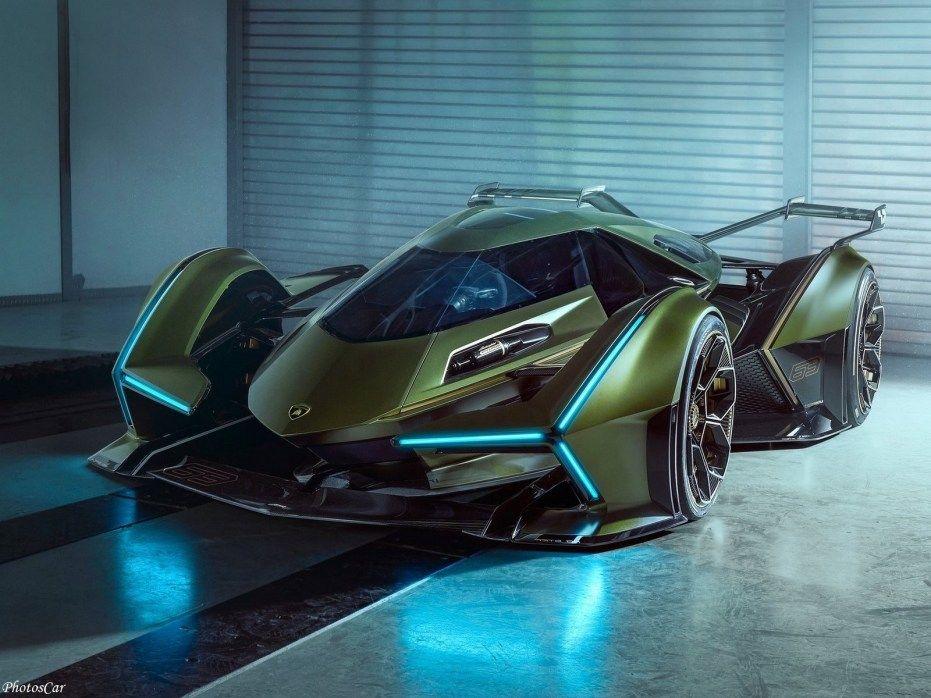 Lambo V12 Vision Gran Turismo 2019 Pour la