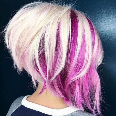 short haircuts 2017 pastellfarben pinterest frisur. Black Bedroom Furniture Sets. Home Design Ideas