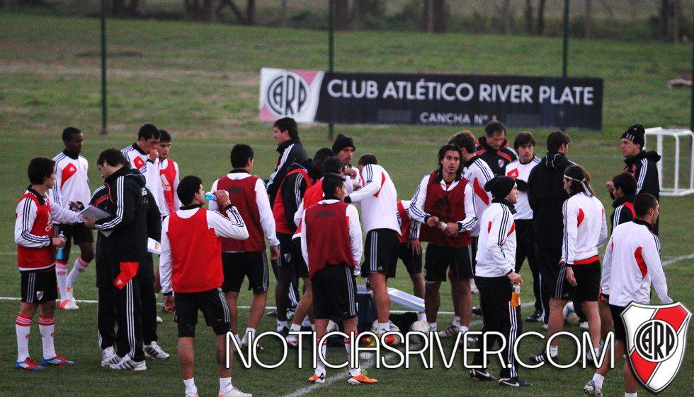 La pretemporada de River Plate esta a pleno!