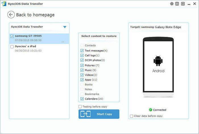 restore Samsung Galaxy Note Samsung galaxy, Android