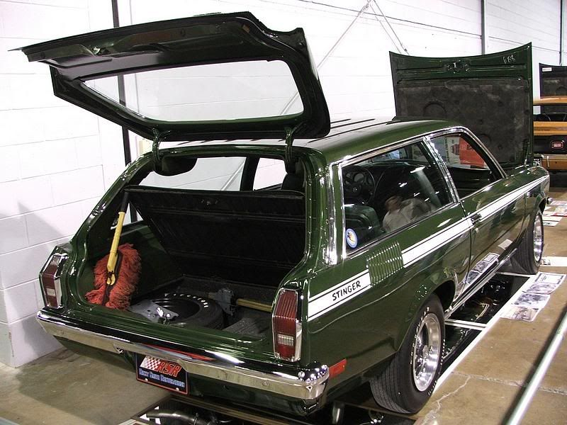 Yenko Vega Stinger Wagon Chevrolet Vega Super Cars Classic