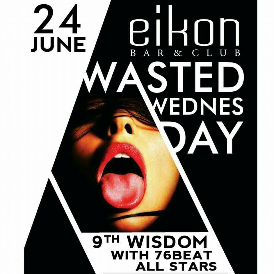 Our 9th anniversary coming soon this wednesday at Eikon ajd many more venue update soon  76beat production