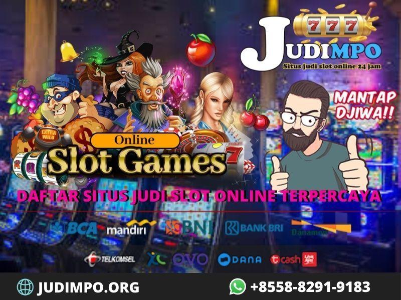 Pin On Daftar Situs Judi Slot Online Terpercaya