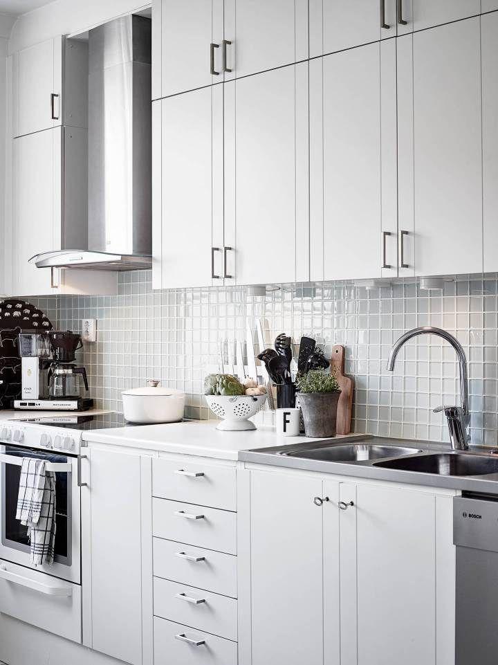 ventajas cocina blanca razones para cocina blanca muebles cocina ...