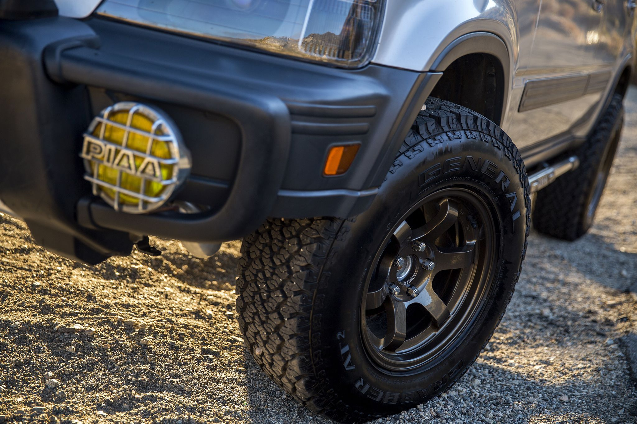 General All Terrain Tire