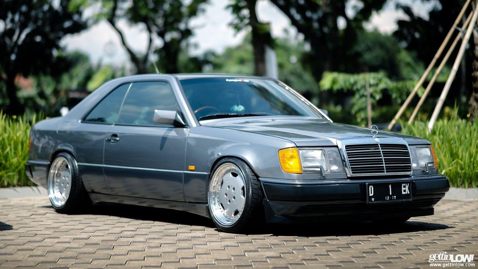 C124 Enthusiasts Gathering Mercedes Benz Mercedes Mobil