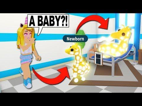 My Legendary Neon Giraffe Had A Neon Baby Roblox Youtube Roblox Giraffe Neon