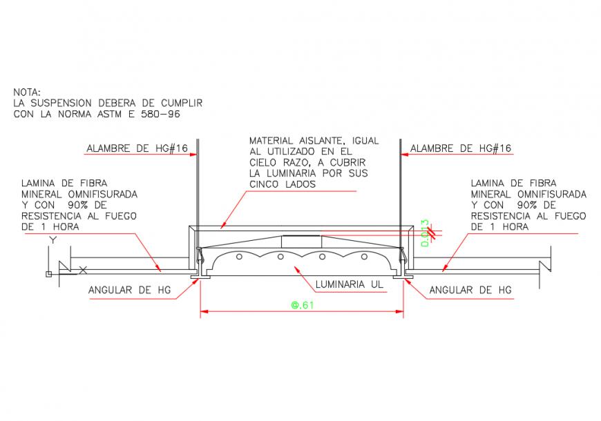 Insulation Around Recessed Ceiling Down Light Details Dwg File Cadbull In 2020 Recessed Ceiling Downlights Insulation