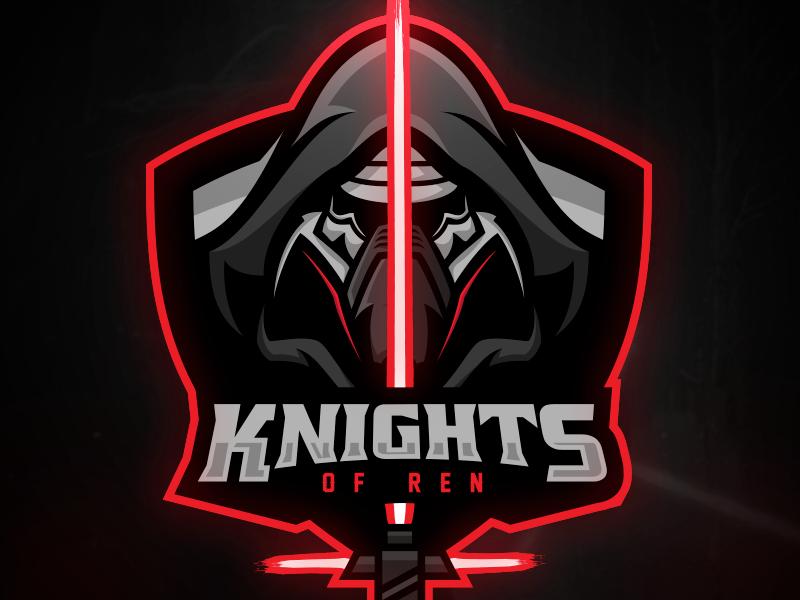 knights of ren dribbble 2 mascot branding and logos pinterest