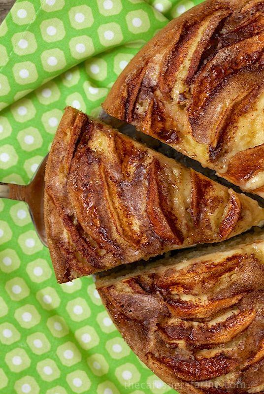 Dansk Æblekage Recipe