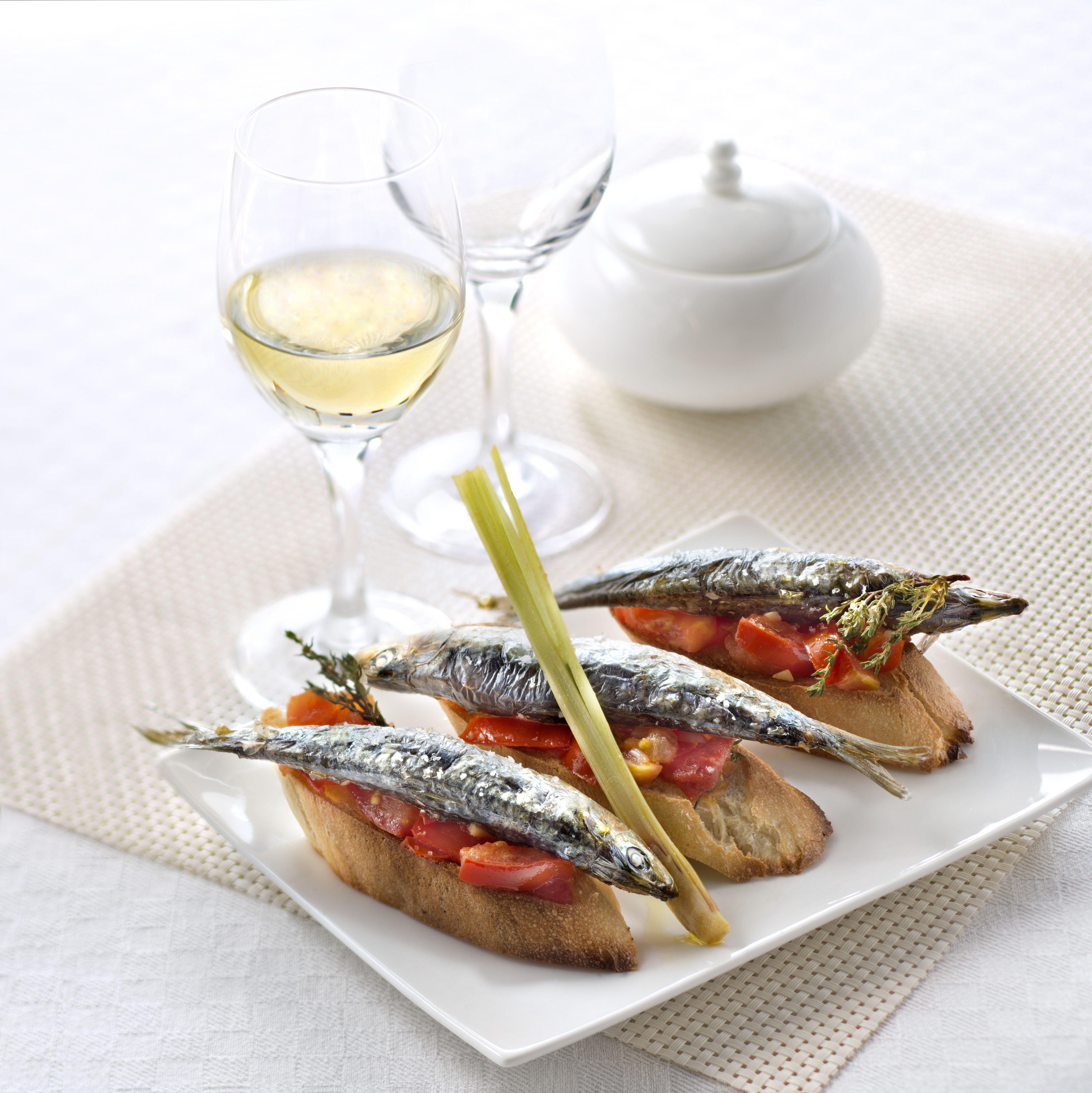 Vin de bordeaux blanc sec sardines r ties la for Vin blanc sec cuisine