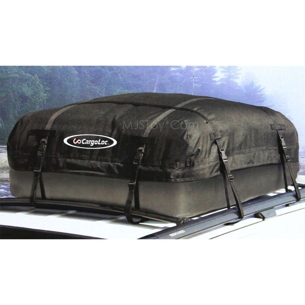 NEW Waterproof Rack Rooftop Car Carrier Soft Roof Bag