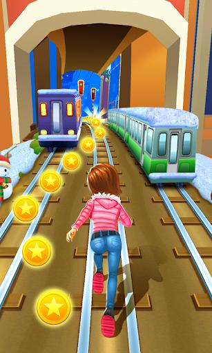 subway princess runner mod apk unlimited money and gems