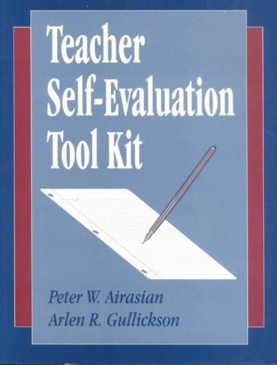 Teacher Self-Evaluation Tool Kit Products Pinterest Tool kit
