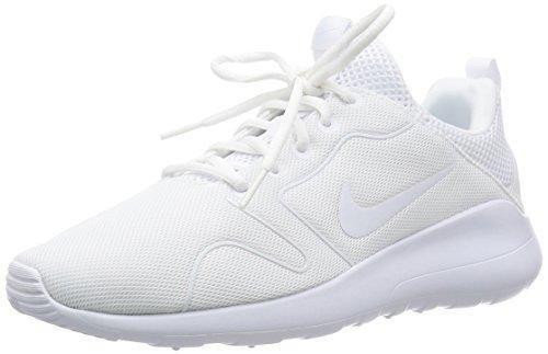 online store 04e1f f6e55 Comprar Ofertas de Nike Kaishi 2.0, Zapatillas de Deporte Para Hombre,  Blanco (Black   White), 47.5 EU barato. ¡Mira las ofertas!