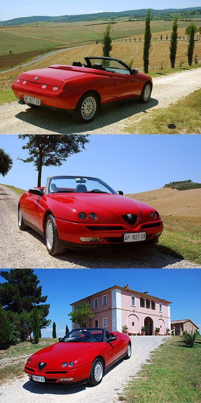 Pin von Mark Frusciante auf Alfa Romeo | Pinterest | Oldtimer, alte ...