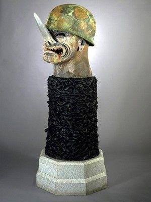 Lhs Ceramics Art Political Or Social Commentary Art American Ceramics Art Alevel